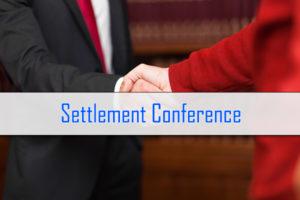 settlement-conference